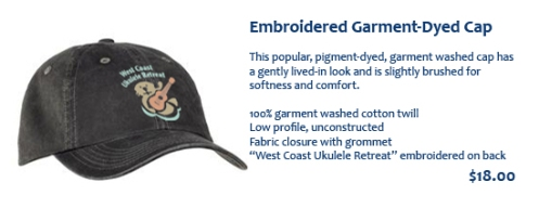 Embroidered Cap 2